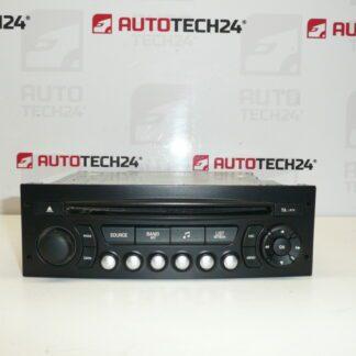 CITROEN PEUGEOT 96750215XT 6574PW CD car radio