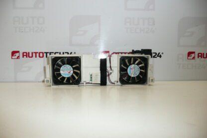 Cooling module for CITROEN PEUGEOT 9654090280 9641259880 6560JN car radio