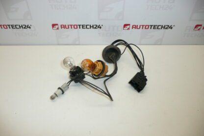 Cabling CITROEN C4 5dv 6350T8 6351T8