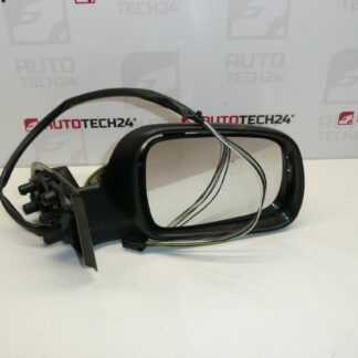 Right-hand mirror PEUGEOT 307 8149AX