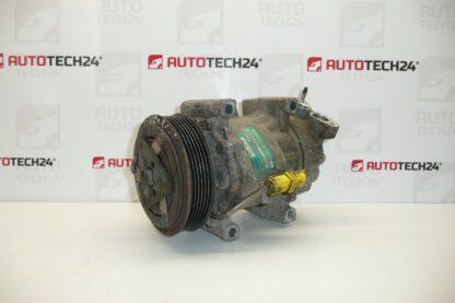 Climate compressor SANDEN SD6V12 1438 9646273880 9646279880