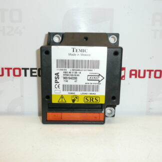 Airbag unit CITROEN C2 C3 9651942280