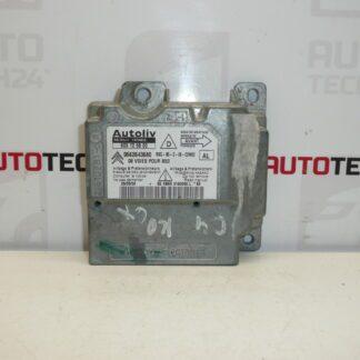 CITROEN C4 airbag unit 9662643680