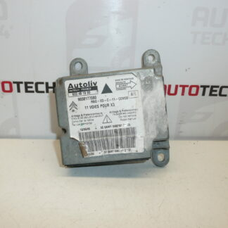 Airbag unit CITROEN C5 II 9658177080