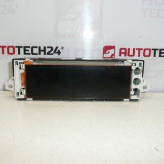 Computer radio display PEUGEOT 307 9660468480