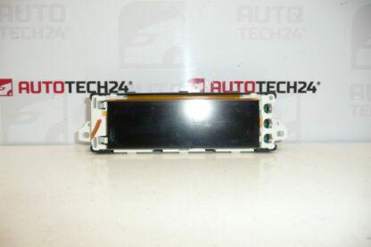 Computer radio display PEUGEOT 207 9656102380