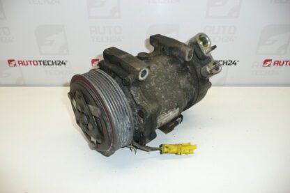 SANDEN SD7V16 1242 9659232180 air conditioning compressor