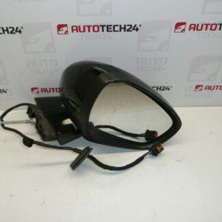 Right rearview mirror CITROEN C5 X7 967219179V 8154CX