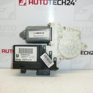 Front right window retractor motor CITROEN C5 9648485080