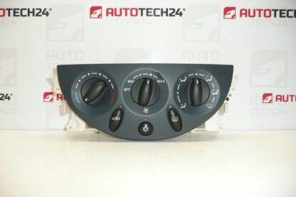 Air conditioning heating control CITROEN C5 I 69392200 6451HZ