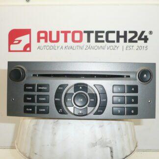 Car radio CITROEN PEUGEOT RD4 N1 9650574977 6564V1