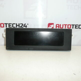 Computer radio display CITROEN C2 C3 96597970XT
