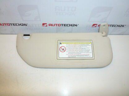 Lens hood CITROEN C4 for right passenger 8143JF