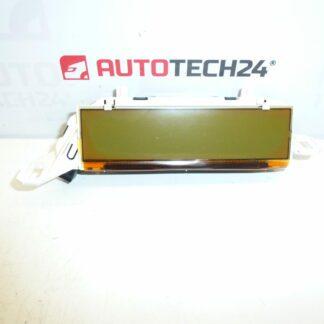 Display tachometer CITROEN C4 9662225980 6106E1