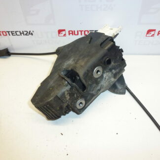 Left front door lock CITROEN C4 5doors 9683416080 9135FA