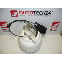 Left front door lock CITROEN C4 9647172780 9135FA