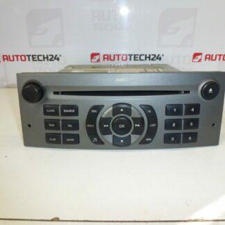 Car radio CD MP3 CITROEN PEUGEOT RD4 N1 - 02 9660647877
