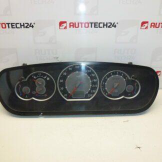 Speedometer CITROEN C5 II mileage 220 thousand km 9655608780 610319