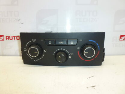 Air conditioning heating control PEUGEOT 207 N1082250 6452Q7