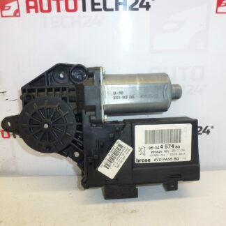 Right front window download motor PEUGEOT 307 9634457480 9222N3
