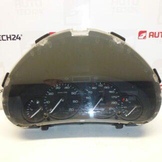 Speedometer CITROEN PEUGEOT mileage 201000 km 9662745180 6105V7
