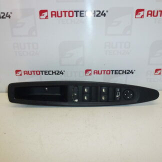 Window switch CITROEN C4 9651464577 6554HA