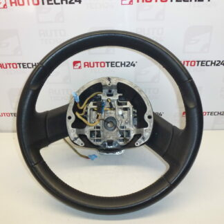 Leather steering wheel CITROEN C4 96823701ZD 4109JT