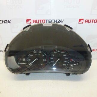 Speedometer CITROEN PEUGEOT mileage 101000 km 9662745180 6105V8