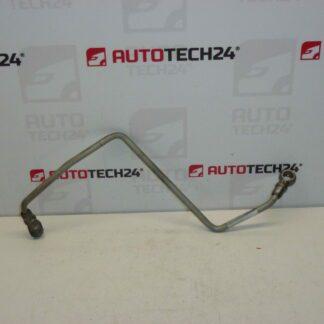Turbocharger lubrication tube 1.6 HDI CITROEN PEUGEOT 9651785380C