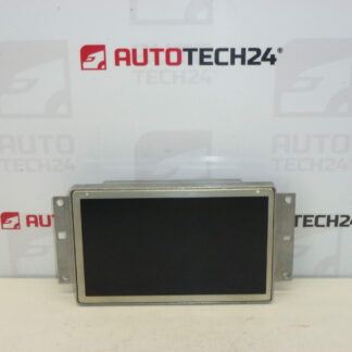 Display NAVI CITROEN C5 I 9638879480 656388