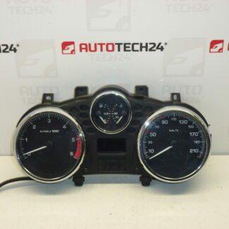 Tachometer PEUGEOT 206+ 9666637080 6103HL