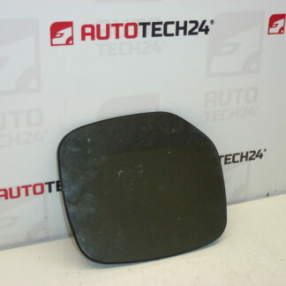 Lens of left mirror CITROEN PEUGEOT heated 8151W3
