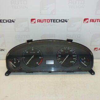 Speedometer PEUGEOT 406 2.2 HDI 9644230980 mileage 193000 km