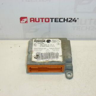 Airbag unit PEUGEOT 206 9653441980 6545GP