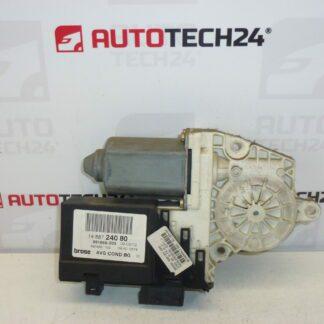 Left front window download motor CITROEN PEUGEOT 1488724080 9221V2
