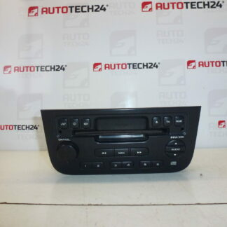 Car radio with CD PEUGEOT 406 96466561ZL 6564TH