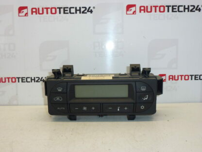 Air conditioning heater control CITROEN C2 C3 96377774XT 6451RY